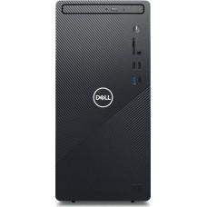 Desktop Dell Inspiron 3881, i5-10400, 8GB, 256GB SSD + 1TB SATA, UMA, Ubuntu, 2 Years 3881-5280