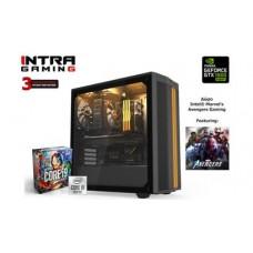 INTRA PC GAMING_FREE, INTEL CPU CORE i9 10850KA, 16GB DDR4 2666MHz, NVIDIA GF GTX1660 SUPER 6GB, 512GB SSD NVME, LAN GB, MIDI TOWER, 600W PSU, NO_OS, 3YW. (03-03-111-821)