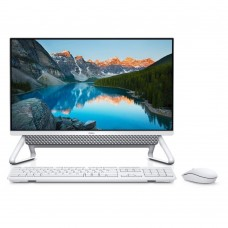 DELL All In One PC Inspiron 5490 23.8'' FHD/i5-10210U/8GB/256GB SSD + 1TB HDD/GeForce MX110 2GB/Win 10 Pro/2Y NBD/Vessel Stand/Silver-White¨pn:471430123-3269