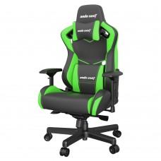 ANDA SEAT Gaming Chair AD12XL KAISER-II Black-Green Part No:   AD12XL-07-BE-PV-E01
