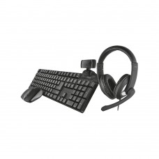 Trust Qoby 4-in-1 Home Office Set (24040)