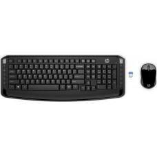 HP Wireless Keyboard and Mouse 300 3ML04AA#ABB