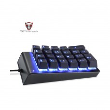 Motospeed K22 Wired mechanical keypad with blue switch MT00077