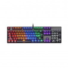 Motospeed K96 Wired mechanical keyboard grey color with optical switch MT00061