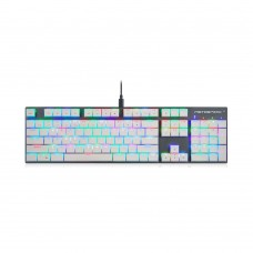 Motospeed CK94 White Wired Mechanical Keyboard RGB Kailh Sort White Switch US Layout MT00045