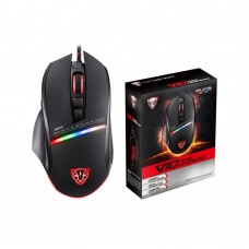 Motospeed V10 Wired gaming mouse black color MT00101