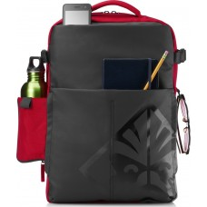 HP 17.3 OMEN Red BackPack Part number: 4YJ80AA#ABB