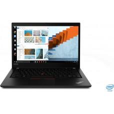 LENOVO Laptop ThinkPad T490 14'' FHD WVA/i5-8265U/8GB/512GB SSD/Intel UHD Graphics/4G/Win 10 Pro/3Y NBD/Black Part No:   20N2000CGM