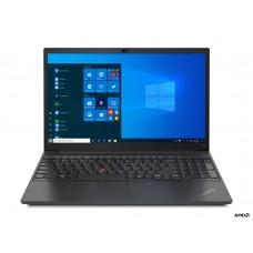 LENOVO Laptop ThinkPad E15 G3 15.6'' FHD IPS/R7-5700U/16GB/512GB SSD/AMD Radeon Graphics/Win 10 Pro/3Y NBD/Black Part No: 20YG003VGM