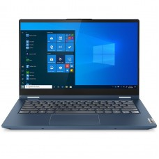 LENOVO Laptop ThinkBook Yoga 14s Convertible 14'' FHD/i7-1165G7/16GB/512GB SSD/Iris Xe Graphics/Win 10 Pro/3Y NBD/Abyss Blue Part No: 20WE0023GM