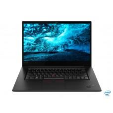 LENOVO Laptop ThinkPad X1 Extreme 2nd Gen 15.6'' 4K WVA, HDR/i7-9750H/16GB/512GB SSD/NVidia GeForce GTX 1650 4GB/Win 10 Pro/3Y NBD/Black pn:20QV000WGM