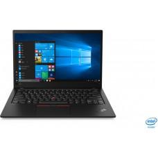 LENOVO Laptop ThinkPad X1 Carbon 7th Gen 14'' 4K WVA, HDR/i7-8565U/16GB/1TB SSD/Intel UHD Graphics/4G/Win 10 Pro/3Y NBD/Black  Part No: 20QD003MGM