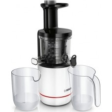 Αποχυμωτής Bosch VitaExtract Black & White (MESM500W) (BSHMESM500W)