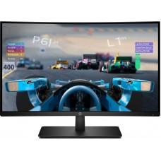 HP 27x 27-inch Curved Gaming Monitor - 7MW42AA P/N:7MW42AA