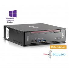 Fujitsu Q556 USFF i5-6400T/8GB DDR4/256SSD/DVD/10P Grade A Refurbished PC pn:65505