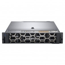 DELL Server PowerEdge R540 2U/Xeon Silver 4210/16GB/600GB HDD/H730P+ 2GB/2 PSU/5Y NBD pn:471436866-7