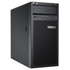 LENOVO Server ThinkSystem ST50/Xeon E-2224G/8GB/2x1TB HDD/DVD-RW/RSTe/PSU 250W/3Y pn: 7Y49A03XEA