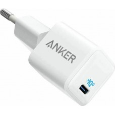 ANKER POWERPORT III NANO 20W WHITE Part No:   A2633L22