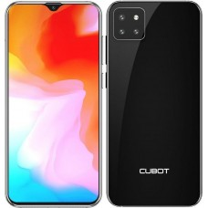 Cubot X20 Pro 128GB/6GB RAM DS Black EU