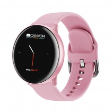 "Canyon ""Marzipan"" Smartwatch, 1.22"" IPS, IP68 PINK - CNS-SW75PP"