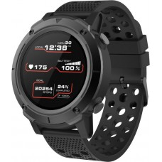 "Canyon ""Wasabi"" Smartwatch, 1.3 IPS, GPS, IP68 BLK - CNS-SW82BB"