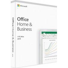MS OFFICE 2019 HOME BUSINESS 32-bit/x64 GREEK MEDIALESS 00-03-901-048