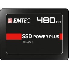 Emtec Εσωτερικός Σκληρός Δίσκος SSD 2.5 Sata X150 480GB P/N:ECSSD480GX150