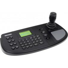 HIKVISION - DS-1006KI Πληκτρολόγιο με joystick 4 αξόνων και οθόνη ανάλυσης 128x64.