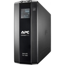 APC UPS Back-UPS Pro BR 1600VA, 8 Outlets, AVR BR1600MI