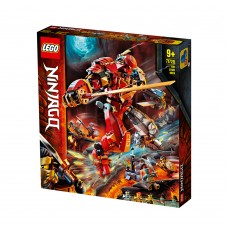 Lego Ninjago: Fire Stone Mech (71720)