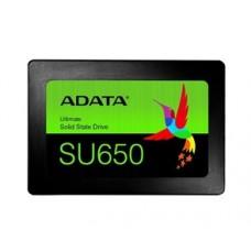 """ADATA SSD 2.5"""" 120GB ASU650SS-120GT-R, SATA3, READ 520 MB/s, WRITE 320MB/s, 3YW."""