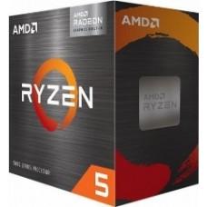 AMD CPU RYZEN 5 5600G, 6C/12T, 3.9-4.4GHz, CACHE 3MB L2+16MB L3, SOCKET AM4, RADEON VEGA 7 PROCESSOR GRAPHICS, BOX, 3YW.