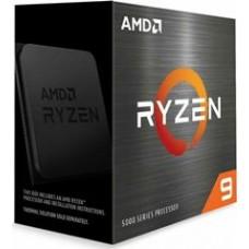 AMD CPU RYZEN 9 5900X, 12C/24T, 3.7-4.8GHz, CACHE 6MB L2+64MB L3, SOCKET AM4, BOX, 3YW.