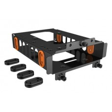 BEQUIET PC CHASSIS OPTION HDD CAGE BGA05, FOR  DARK BASE 900, DARK BASE 700, SILENT BASE 801, SILENT BASE 601, PURE BASE 600