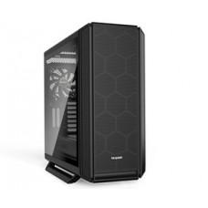 BEQUIET PC CHASSIS SILENT BASE 802 WINDOW BGW39, MIDI TOWER ATX, BLACK, W/O PSU, 2X14CM PURE WINGS 2 FAN, 1X14CM REAR PURE WINGS 2 FAN, 3YW.