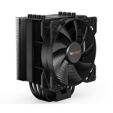 BEQUIET CPU COOLER PURE ROCK 2 BLACK BK007, 150W TDP, INTEL LGA 115X/1200/1366/2011(-3) SQUARE ILM/2066, AMD AM2(+)/AM3(+)/AM4/FM1/FM2(+), BLACK, 3YW.