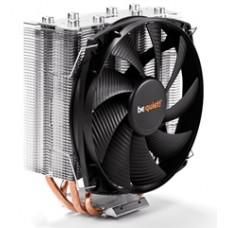 BEQUIET CPU COOLER SHADOW ROCK SLIM BK010, 160W TDP, INTEL LGA 775/115X/1200/1366/2011(-3) SQUARE ILM/2066, AMD AM2(+)/AM3(+)/AM4/FM1/FM2(+), 3YW.