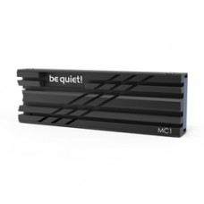 BEQUIET M.2 SSD COOLER MC1 BZ002, SINGLE/DOUBLE SIDED M.2 2280, 3YW.