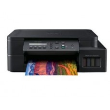 BROTHER MFP INKTANK COLOR DCP-T520W, P/C/S, A4, 17ipm mono & 9,5ipm colour, 6000x1200 dpi, 128MB, 2.500P/M, USB/WIRELESS, 1YW.
