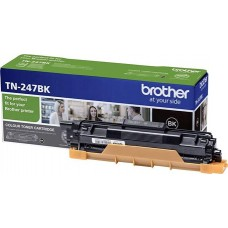 BROTHER TONER TN-247BK Black, High Yield 3000 PAGES (DCP-L3510CDW, DCP-L3550CDW, HL-L3210CW, HL-L3230CDW, HL-L3270CDW, MFC-L3730CDN, MFC-L3750CDW, MFC-L3770CDW)