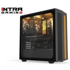 INTRA PC GAMING, INTEL CPU CORE i7 11700F, 16GB DDR4 3200MHz, NVIDIA VGA RTX 3070 8GB, 512GB SSD NVME, LAN GB, MIDI TOWER, 750W PSU, MS WIN10 HOME, 3YW.