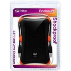 "SILICON POWER EXTERNAL HDD 2.5"" 2TB ARMOR A30, USB3.0, 5400RPM, POWER VIA USB, BLACK, 3YW."