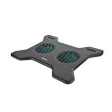 TRUST Notebook Cooling Stand XSTREAM BREEZE - Βάση Laptop - Μαύρο - 2 Ανεμιστήρες
