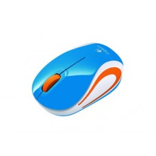 Logitech M187 mini - Wireless Mouse - Μπλε