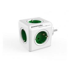 ALLOCACOC PowerCube Original - Πολύμπριζο - Πράσινο