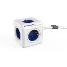 ALLOCACOC PowerCube Extended - Πολύμπριζο - Μπλε