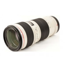 Canon EF - Τηλεφακός zoom - 70 mm - 200 mm - f/4,0 L USM - Canon EF