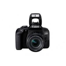 Canon EOS 800D 18-55mm IS - κάμερα DSLR - Μαύρο