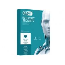 ESET Internet Security - Προγράμματα Internet Security - 1 έτος (3 άδειες)