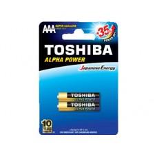 TOSHIBA LR03GCH BP-2 - Μπαταρία αλκαλική